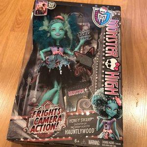Mattel monster high Honey Swamp original 2013 doll